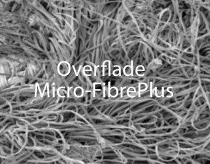 Filtermedie til fint formuleret processtøv