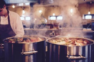 300 restauranter slipper for dårlig lugt og usund luft
