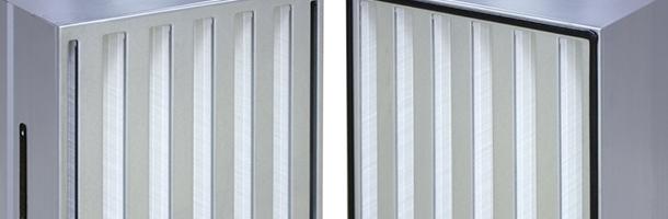 Simas mikrofiltre   HEPA filter   EPA og ULPA